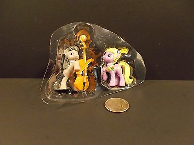 My Little Pony Friends Forever Collection Octavia Melody   Lyrica  G4 Mlp22 Nwob