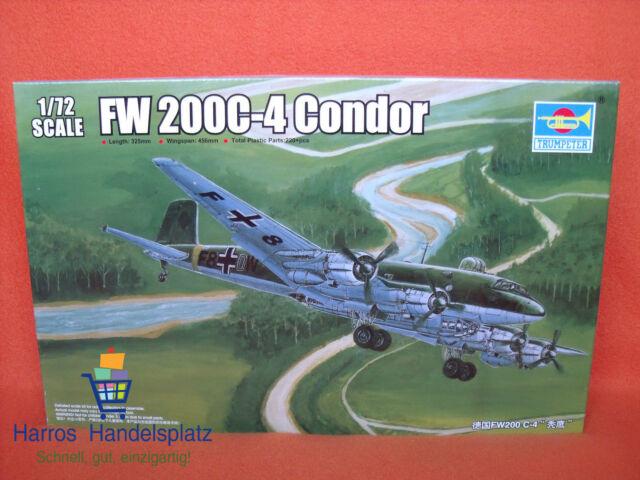 Trumpeter ® 01638 Focke Wulf FW 200 C-4 Condor 1:72