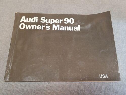 1970 USA Edition Audi Super 90 Owner