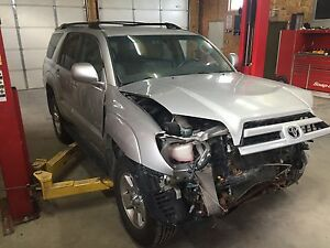 Parting out 03-09 Toyota 4Runner - 05 Limited