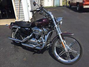 2007 Sportster 1200 Custom