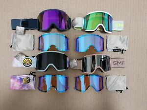(NEW) 2021 Smith Squad XL Snow Ski Snowboard Goggles