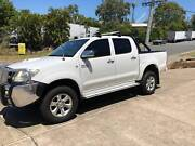 Toyota Hilux Duel Cab SR5 Burleigh Heads Gold Coast South Preview