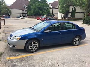 2004 Saturn Ion Safetied - 70,000 KM