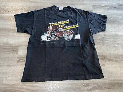 80s Tops, Shirts, T-shirts, Blouse   90s T-shirts VTG 1980's Easy Riders Shirt Harley Davidson Motorcycles Need Speed 3D Emblem $34.99 AT vintagedancer.com