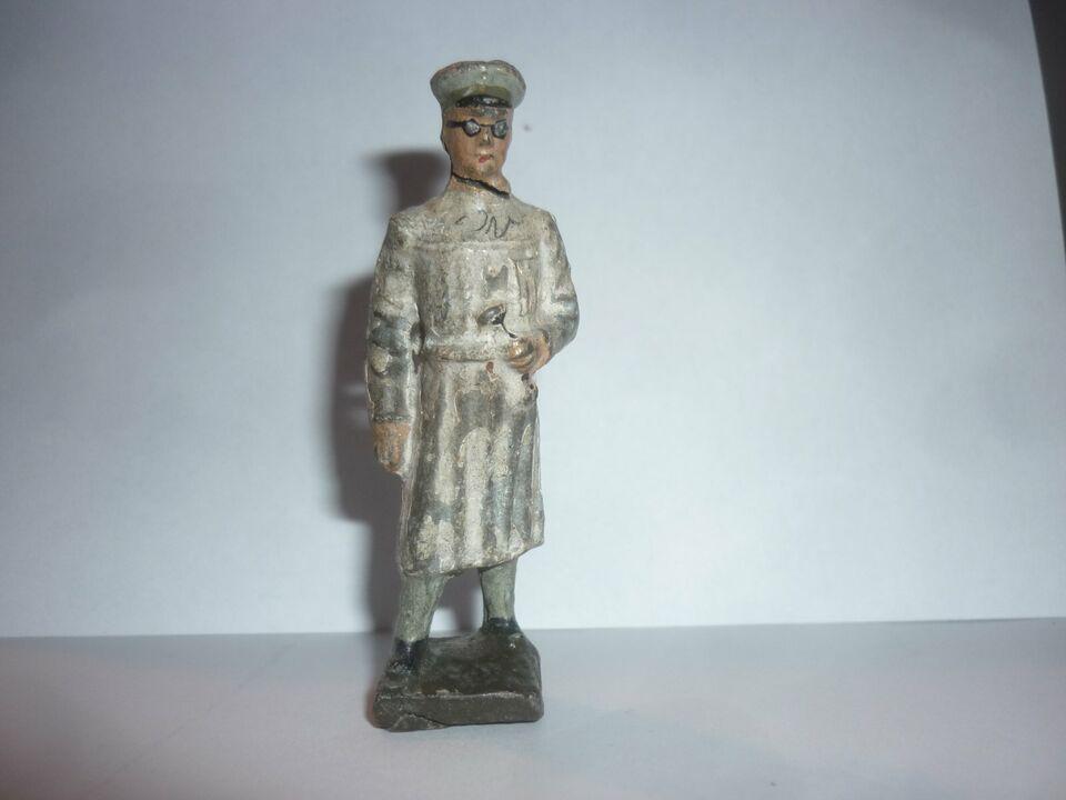 Massefigur,Soldat,Lineol,Hausser/Elastolin,Figur,Spielzeug in Neuwied