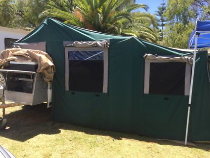 Camper trailer  East Bunbury Bunbury Area Preview