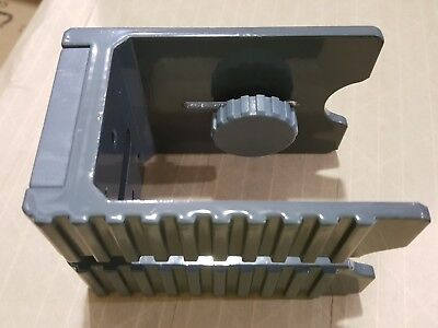 Spectra Precision 5.2xl Laser Level Magnetic Mounting Bracket 1213-0600 14 X 20