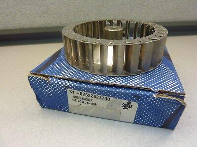 Source1 02632623700 Ventor Blower Wheel Vertical 4 X 1 Ccw 14 Bore 20576