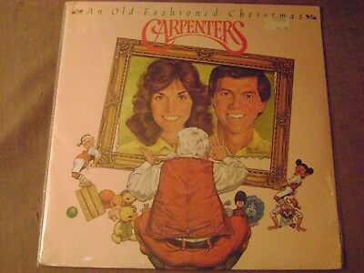 Carpenters An Old Fashioned Christmas Sealed lp