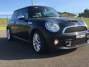 2013 Mini Cooper s Revesby Heights Bankstown Area Preview