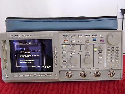 Tektronix Tds784a Dpo Oscilloscope 1ghz 4gss 60 Day Warranty Opt 1m