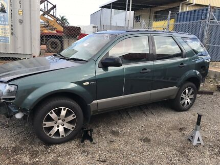 2007 SY Ford Territory wrecking Garbutt Townsville City Preview