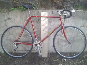 Hillman vintage road racer bike bicycle, XL, ready to ride Maribyrnong Maribyrnong Area Preview