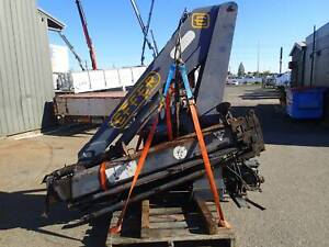 Effer 75 (4S) Knuckle Boom Truck crane Welshpool Canning Area Preview