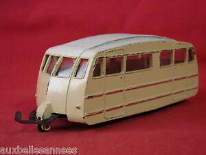 dinky toys caravane ref 811 jouet ancien meccano voiture ebay. Black Bedroom Furniture Sets. Home Design Ideas
