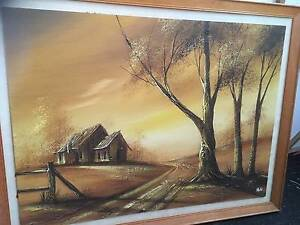 painting homestead Naremburn Willoughby Area Preview