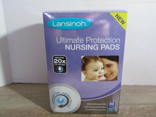 Lansinoh Ultimate Protection Nursing Pads 30 pads