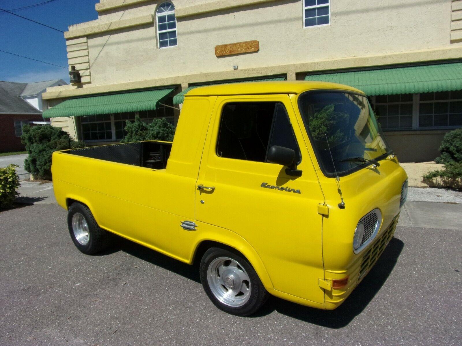 1966 Ford Econoline Pickup Truck