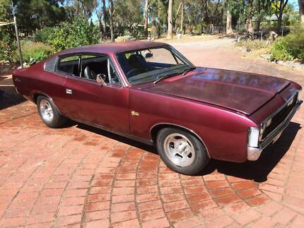1971  VH770 E37  6 Pack Chrysler Charger Coupe Ormeau Gold Coast North Preview
