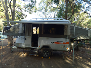 Jayco swan outback 2012 Eaton Dardanup Area Preview