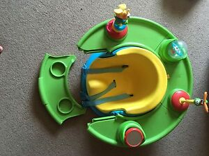 Infant play ring