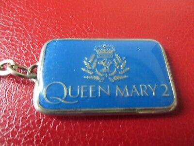 Cunard Queen Mary 2 keyring