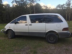 1990 Toyota Tarago Raymond Terrace Port Stephens Area Preview