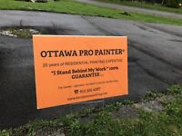 AVAILABLE THIS WEEK-  OTTAWA PRO PAINTER® ☎️ 613 325 4287