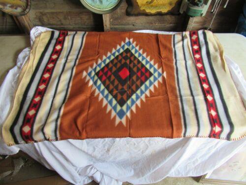 St. Labre Indian School Blanket 30x46 Lot 21-53-0g