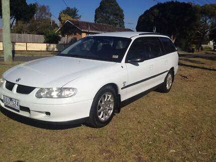 2001 HOLDEN COMMODORE VX WAGON VERY LOW KLMS Dandenong North Greater Dandenong Preview