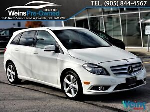 2014 Mercedes-Benz B-Class HB| AUTO| BLUETOOTH| LEATHER| HEATED