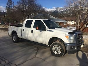 2011 Ford F-250 with Marathon Sled Deck