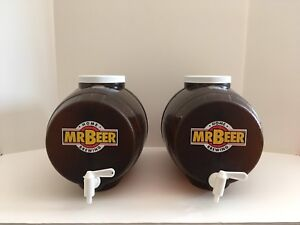 Mr Beer Fermenter Jugs