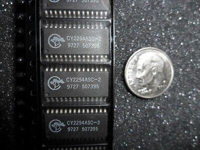 Cy2254asc-2 Cpu System Clock Generator 28-pin Sop Cypress 2 Per Lot