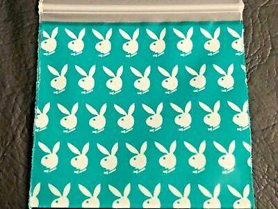 100 Small Baggies 2020 2 X 2 Mini Zip Lock Poly Bags Bunny
