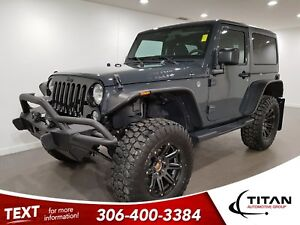 2017 Jeep Wrangler Sport|4x4|Bluetooth|6 Spd Manual