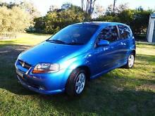 2007 Holden Barina Hatchback Armidale Armidale City Preview