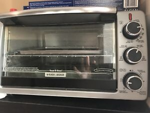 Toaster oven electric