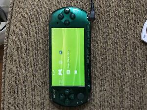 PSP 3001 in great condition with ten games and accessories