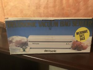 Vacuum sealer - New, never used