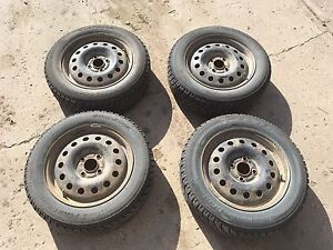 Ford focus 195/60R15 88T winter tires