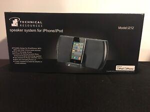Portable Speaker System ~ iPod & iPhone Dock Bertram Kwinana Area Preview