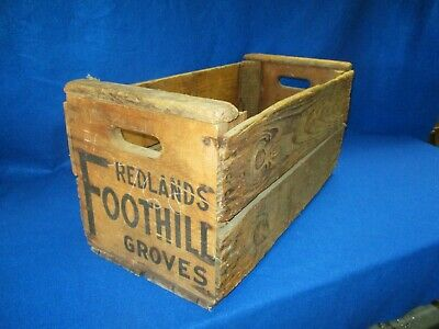 Vintage Trojan Explosives Wood Crate Steampunk Craft Antique *Full Crate*
