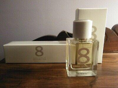 NWB Abercrombie 8 Simply Sparkling Perfume - 1.0 Fl.Oz./30 ml + Rollerball