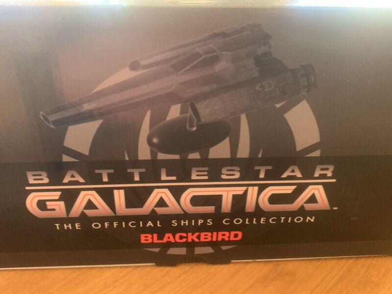 Battlestar Galactica Ship Collection #14: Blackbird