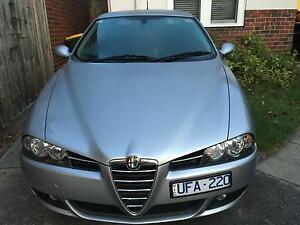 2006 Alfa Romeo 156 Sedan Norwood Norwood Area Preview