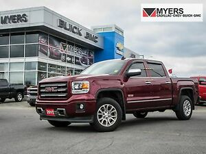 2015 GMC Sierra 1500 5.3 All-terrain package crew cab