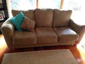 Sofas 1 x 3 seater, 1 x 2 seater Westmeadows Hume Area Preview