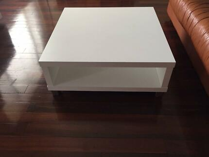 White Freedom Coffee Table